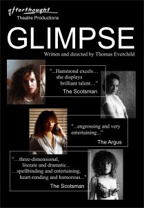Poster for the touring production of Glimpse